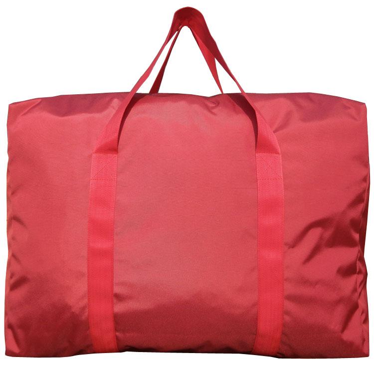 新款大容量手提牛津布旅行袋大号行李包搬家袋航空托账包超大包包
