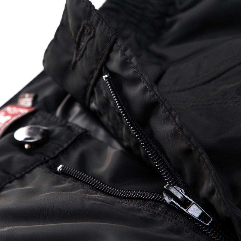 新款冬季中老年女士加肥加大高腰羽绒裤中年女装外穿加厚保暖棉裤