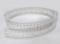 菲林尺 软尺 透明尺 定制 两边刻度 最小刻度为0.1mm