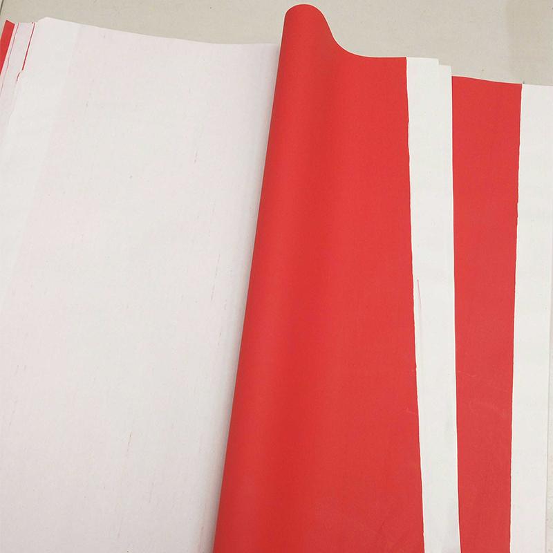 白头红纸万年红对联纸 1.1-3米70克大红纸春联红纸手写空白对联纸