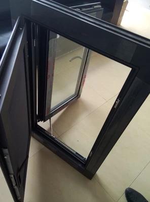 新款德国维斯盾70断桥铝门窗 三层钢化玻璃超隔音门窗 维斯达门窗
