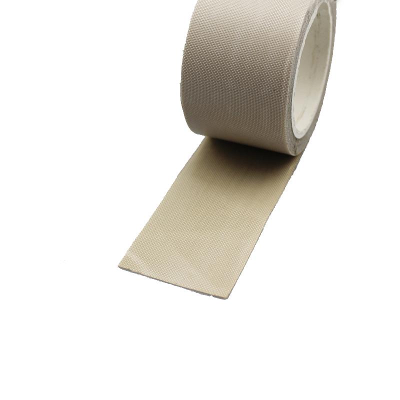 5厘米宽耐高温胶带 隔热布 聚四氟乙烯胶带 高温布50mm 铁氟龙