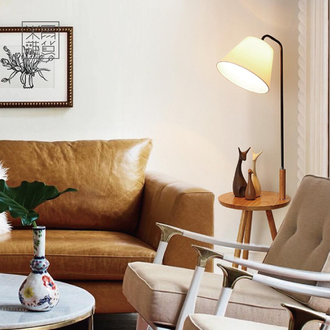 空间 阅读灯可以营造谈心 咖啡灯 落地灯 米马杂货工厂直发方便