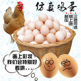 Fake eggs, duck eggs, mother eggs, children's toys, eggs, DIY, creative simulation, painted eggs, kindergarten teaching aids