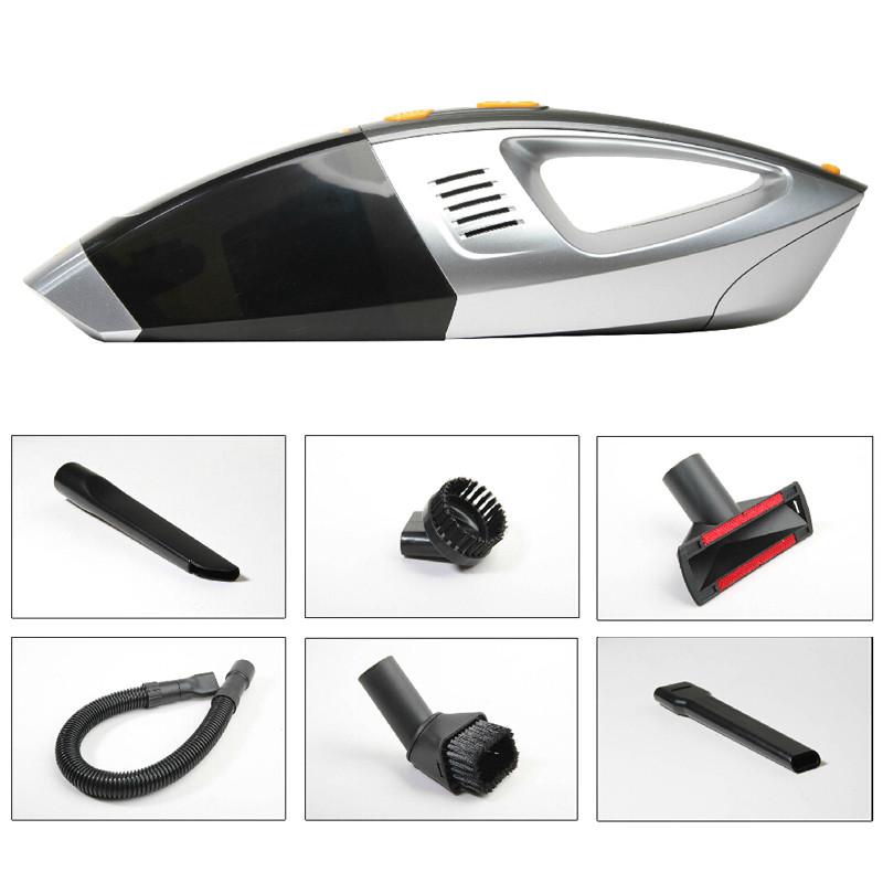 新品车载吸尘器 12V汽车用车辆吸尘器大功率小型手持式洗车吸尘器