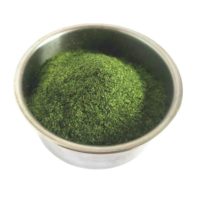 粗粉紫菜粉海苔碎粉烘焙撒料撒粉末章鱼小丸子材料 200g 青海苔粉