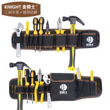 Golden Knights tool pockets big thick canvas tool kit versatile toolkit electrician trumpet Bag storage