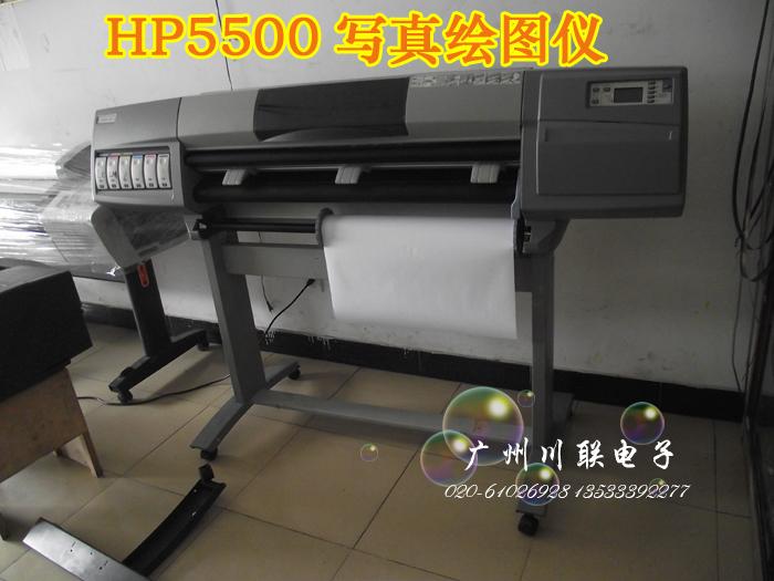 惠普/HP5000/5500户内外防水广告喷绘 婚纱摄影 绘图仪 高清写真