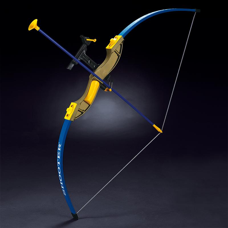 弓箭玩具男孩亲子射击青少年户外运动健身器材儿童安全吸盘射箭