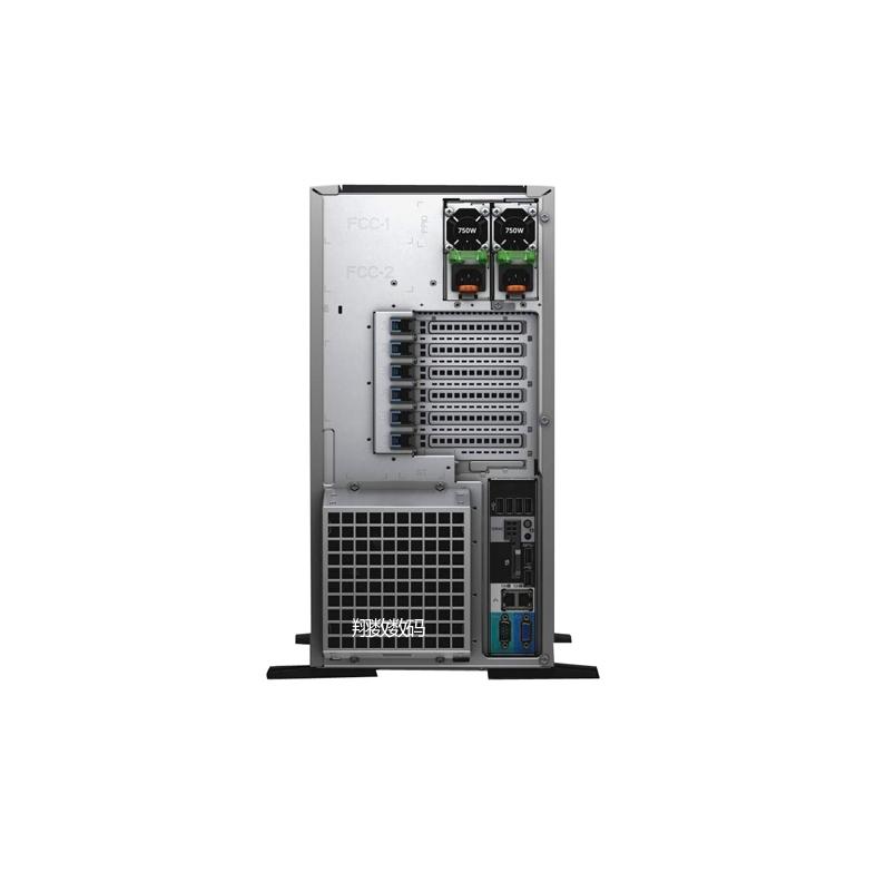 DELL戴尔PowerEdge T430塔式服务器 八核E5-2630V3 32G 2T*3 R5