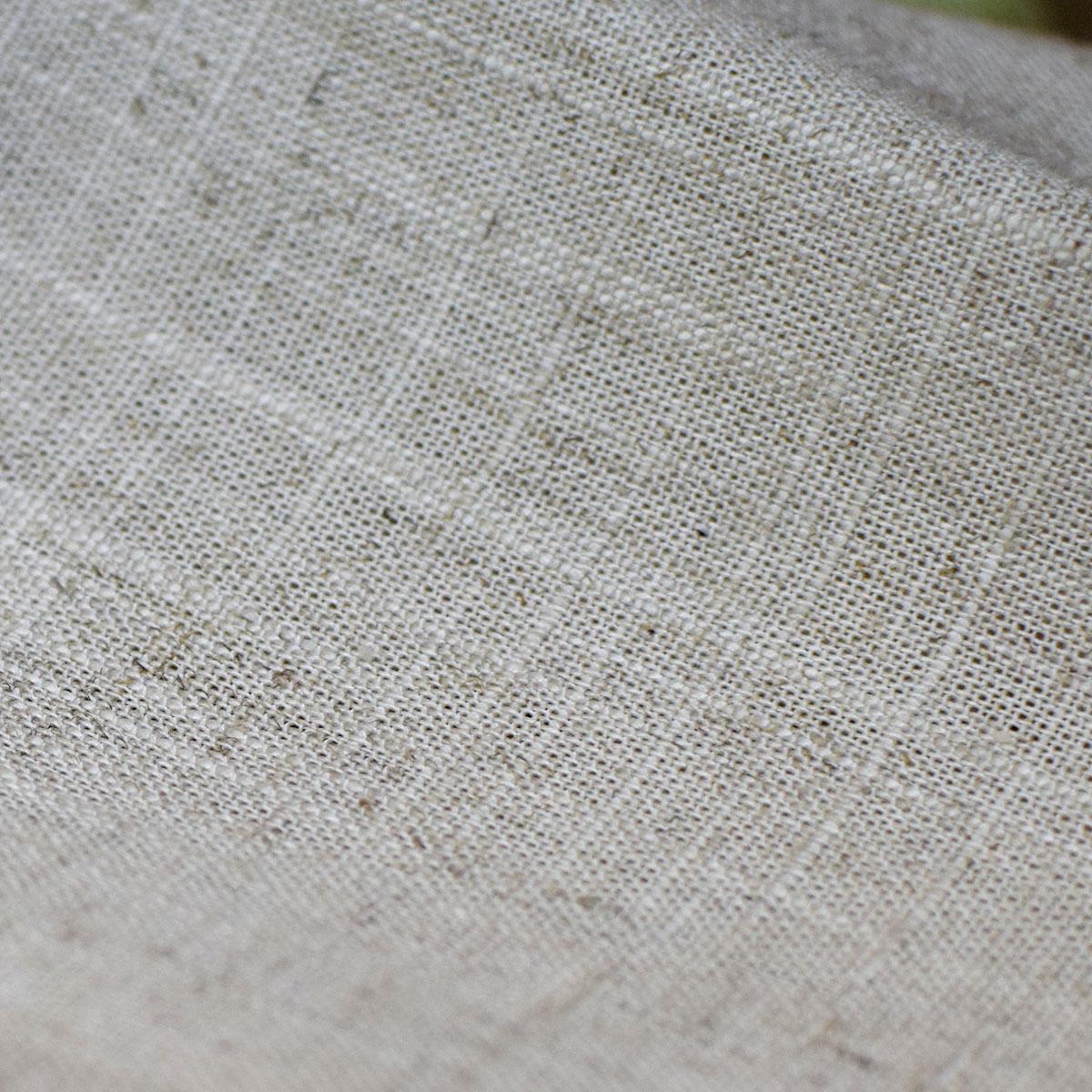 素色夏优质竹节麻布纯色亚麻布棉麻料服装布料连衣裙短裤面料