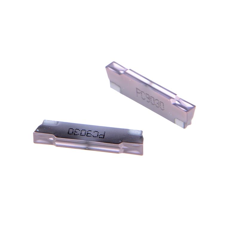 数控不锈钢切槽刀代替克洛伊切断刀片MGMN200-G/MGMN300-M PC9030