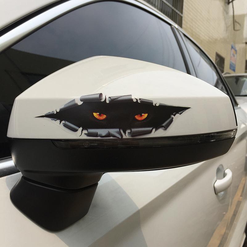 罗欧冠防水贴 C 汽车划痕装饰遮挡车身贴梅西zu球宝贝金属汽车贴纸