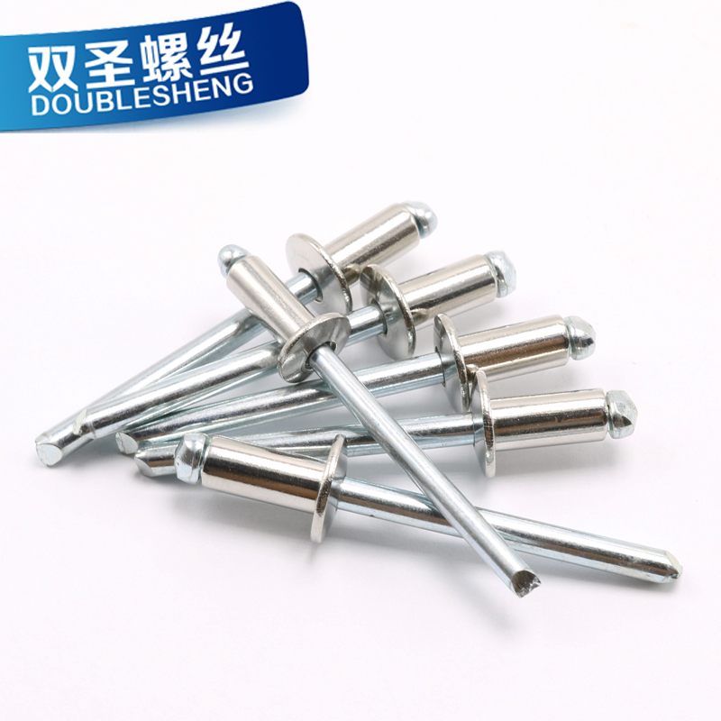 M3.2 M4 M5铆钉 拉铆钉 304不锈钢抽芯铆钉圆头拉钉卯钉抽心装潢