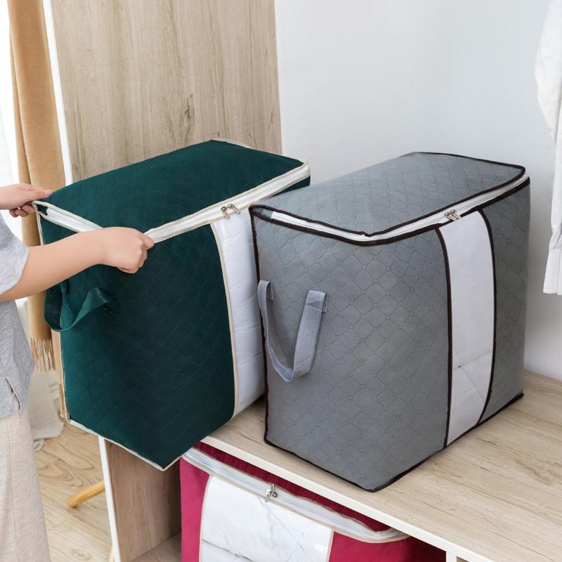 收纳袋子整理袋衣物棉被行李搬家打包神器装被子衣服的大号家用大