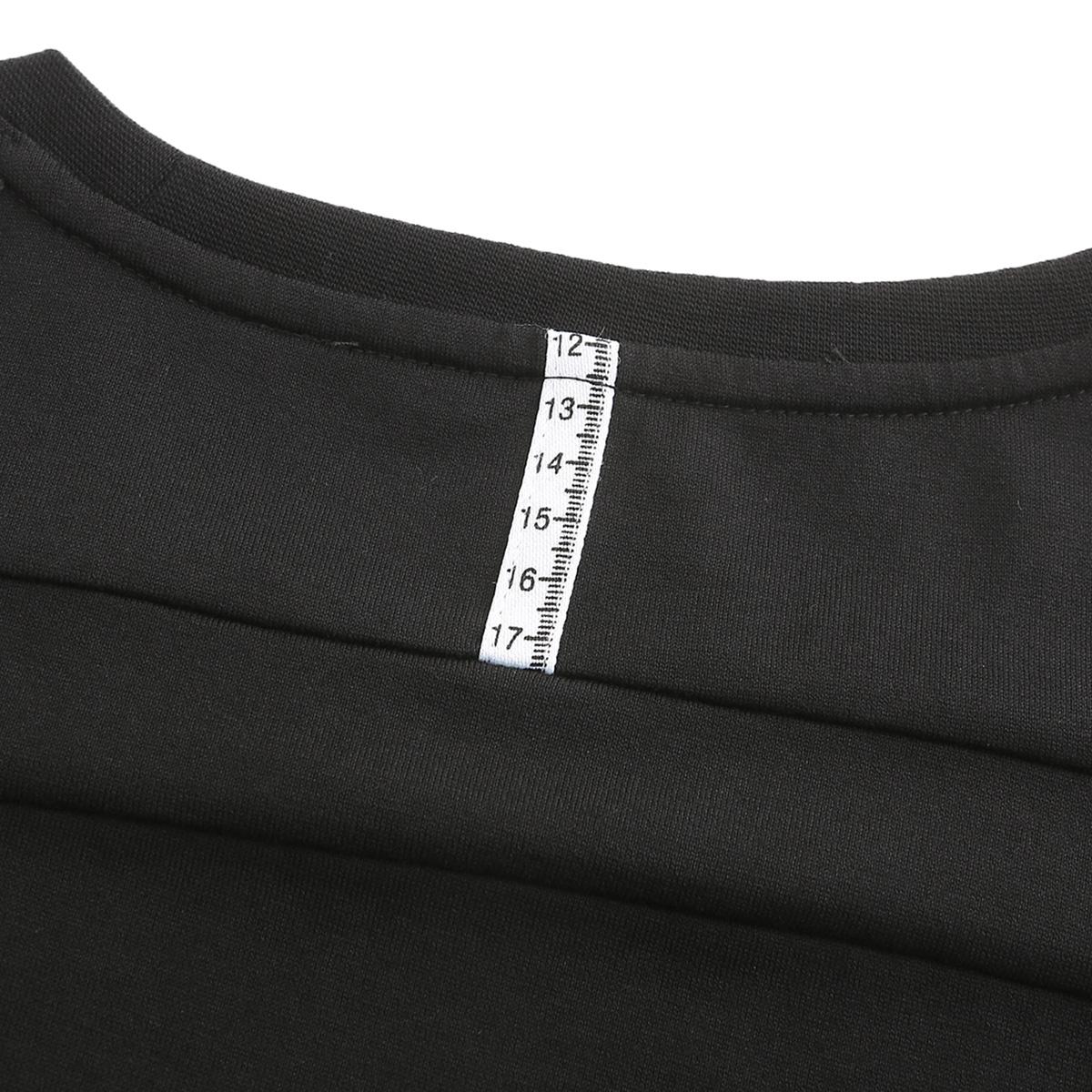 B商场同款马克华菲短袖T恤男装2019夏新款时尚卷尺贴布拼接上衣