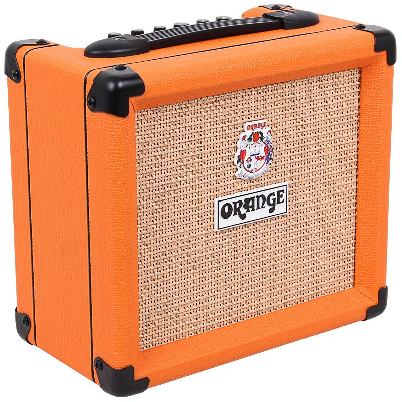 便携迷你户外吉它小音响电吉他音箱 35RT 20 12 CR3 橘子音箱 ORANGE