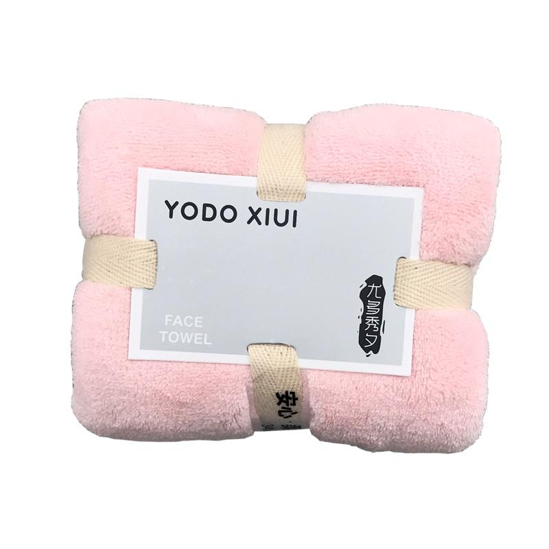 yodo xiui日本毛巾洗脸超强吸水速干运动情侣擦头发干发巾美容院