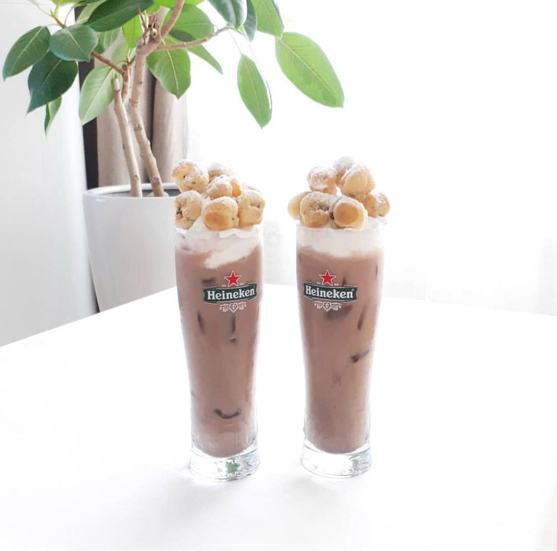 巧克力味 同款 BTS 防弹少年团 海太夹心泡芙饼干 韩国进口 现货