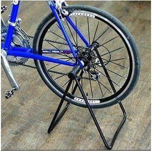 自行車停車架山地車快拆式U型修車架單車裝備修理架騎行修車臺