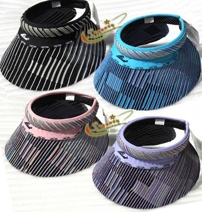 韓國進口 防晒防紫外線遮陽帽子 戶外太陽帽沙灘帽子---多色可選