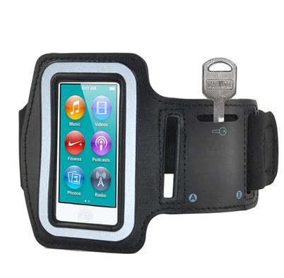蘋果iPod nano 7 臂帶跑步運動臂帶專用nano7臂袋臂包戶外運動包