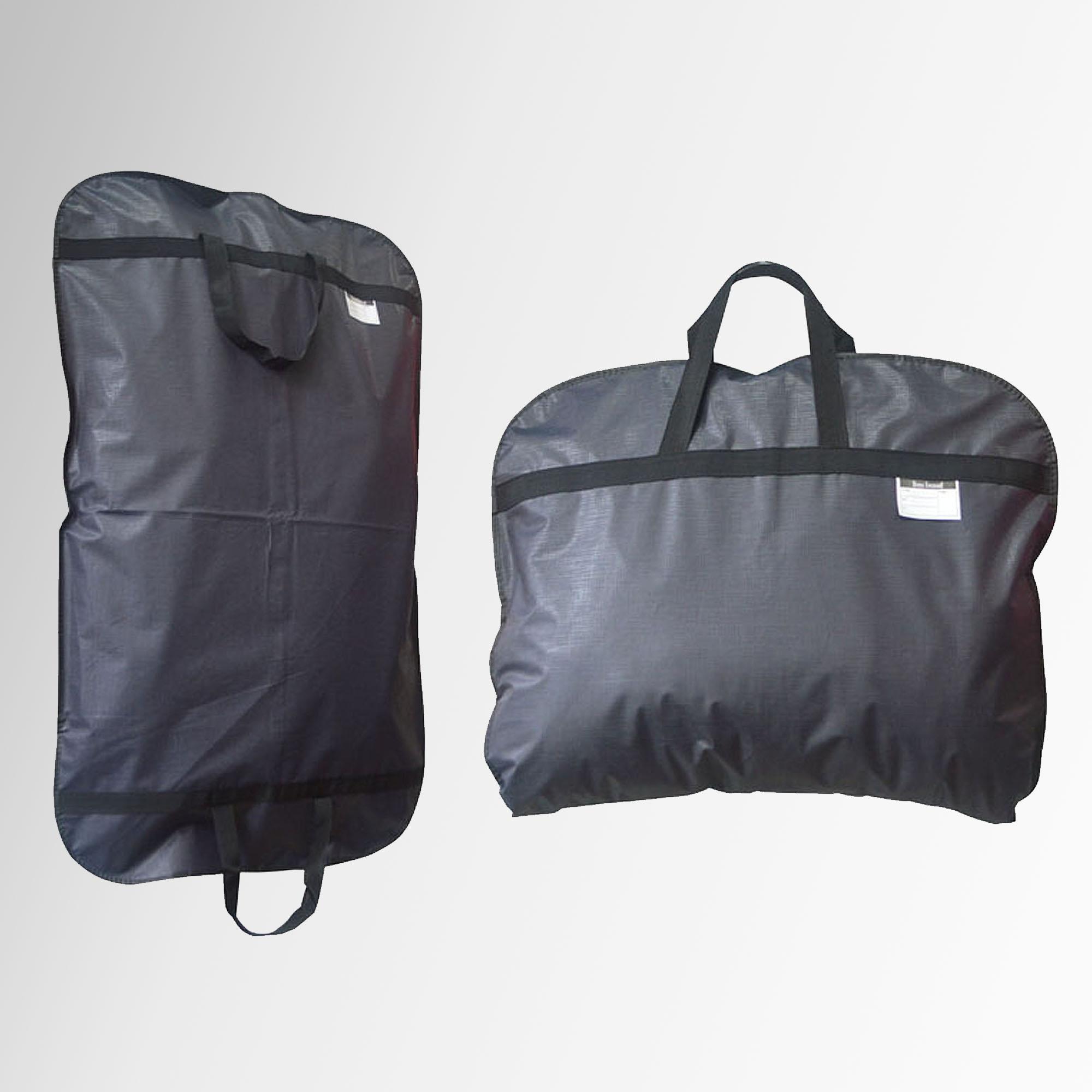 新款手提加厚防水PE牛津布西服西裝套商務旅行衣服收納袋防水塵罩