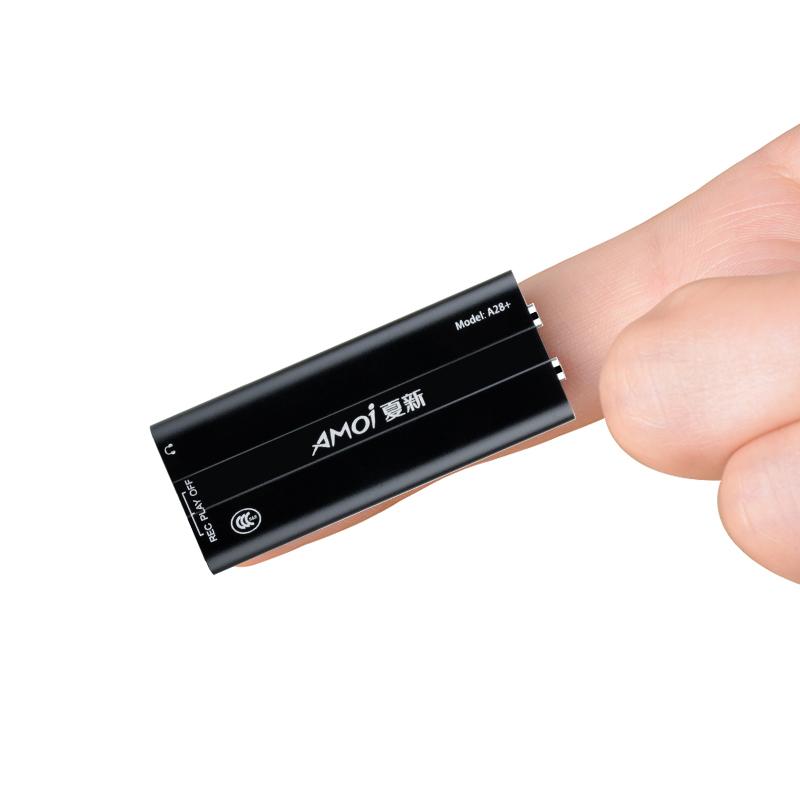播放器监听 mp3 超小微型迷你防隐形学生取证器录音笔专业高清降噪声控正品超长隔墙听音器录音器机