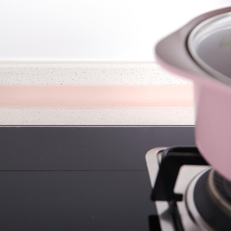 厨房客厅防水胶带墙角线贴密封条防撞条保护贴接缝防潮防霉隙线贴