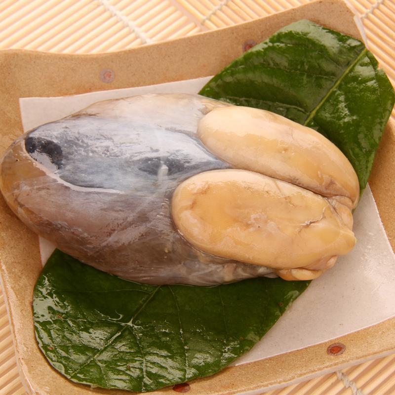 东海墨鱼蛋 乌贼蛋 目鱼蛋带膏 宁波风味道很棒 是真的大个头