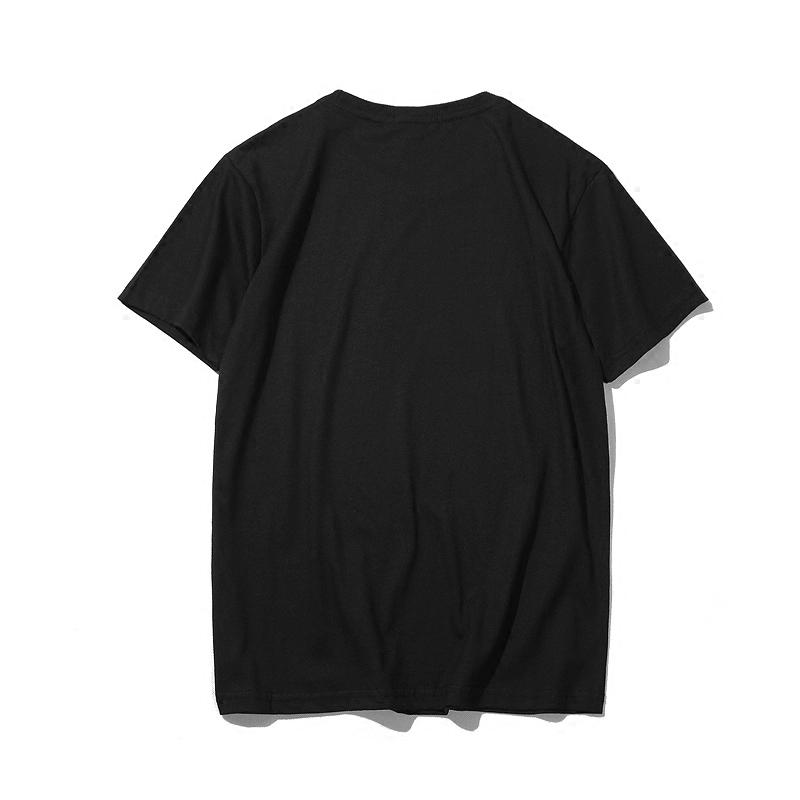 夏装韩版小海豚印花男女装学生闺蜜款宽松短袖T恤文艺情侣半袖tee