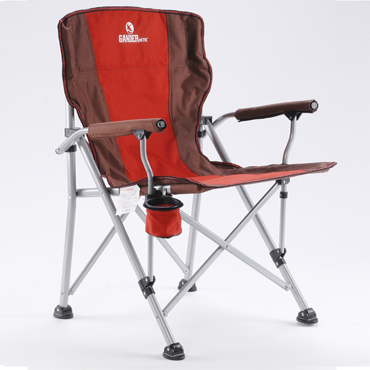 高承重420斤戶外摺疊休閒椅 摺疊桌椅套裝釣魚椅 導演椅 劇組椅