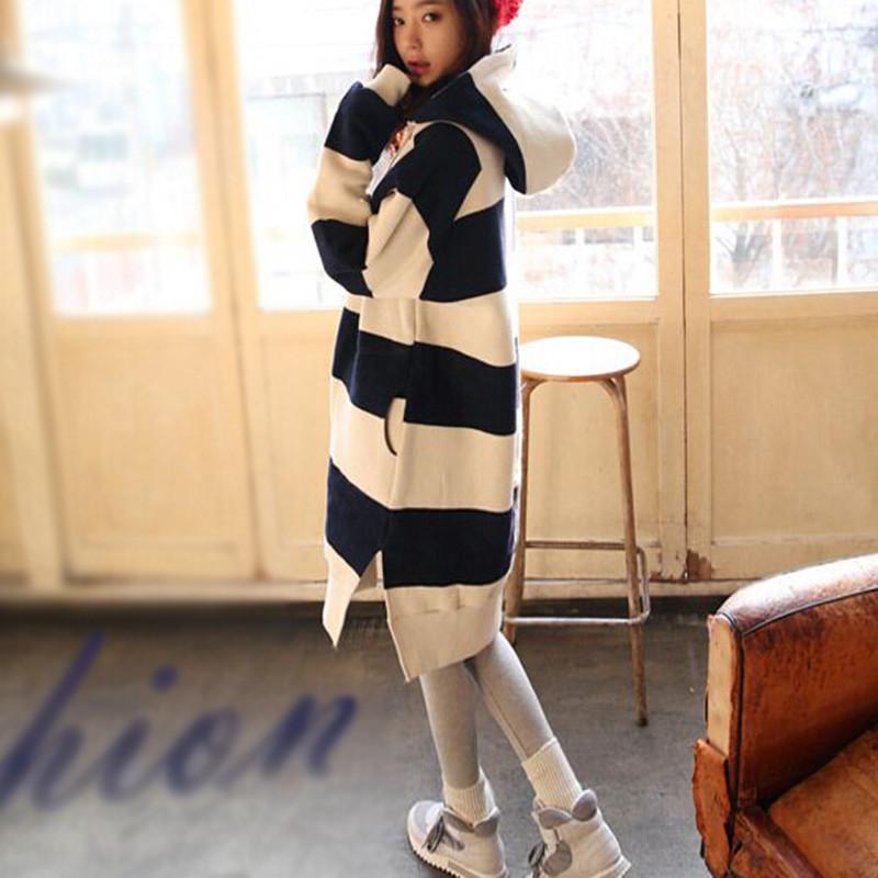 潮媽孕婦裝秋冬裝上衣加絨衛衣連衣裙長袖秋冬季韓版孕婦外套衛衣