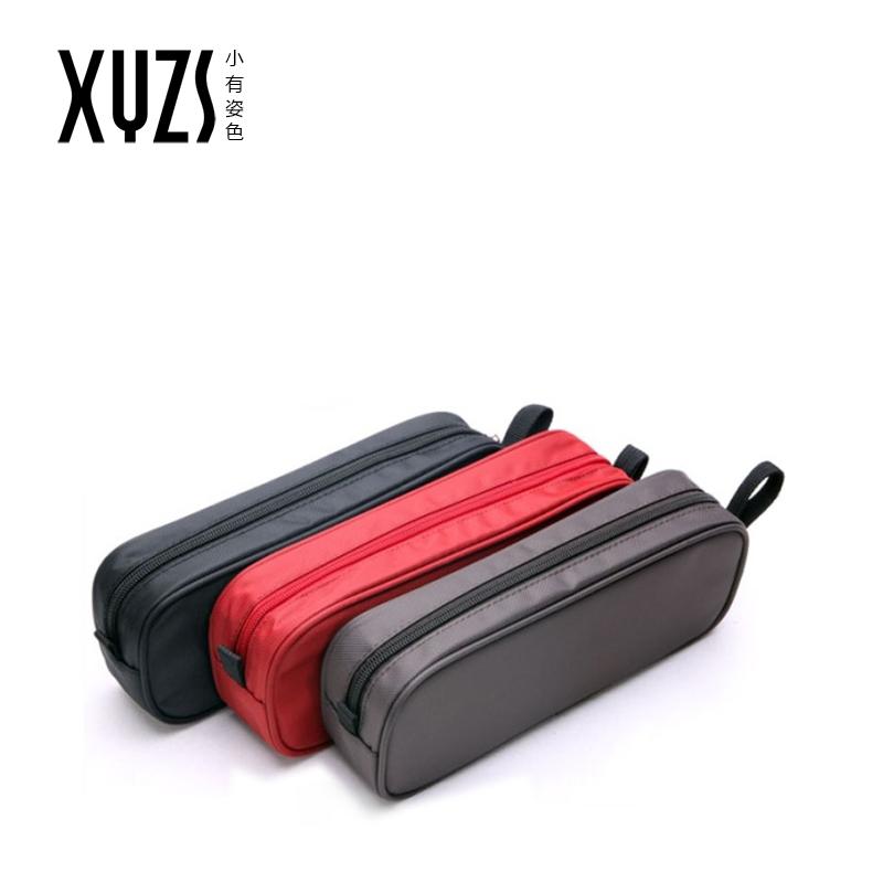 筆記本電源滑鼠線收納包袋數碼配件資料線充電器旅行收納整理包袋