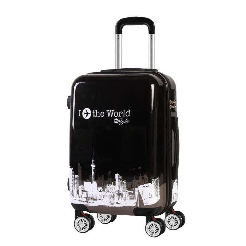 寸小清新拉杆箱 26 寸密码箱韩版 24 寸 20 行李箱女学生万向轮旅行箱男
