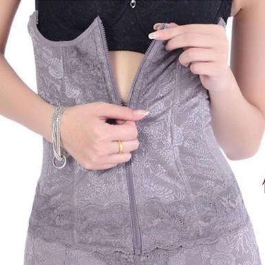 婷美薇曼加強版收腹帶束腰帶產後塑形束縛束腹帶女塑身衣腰封腰夾