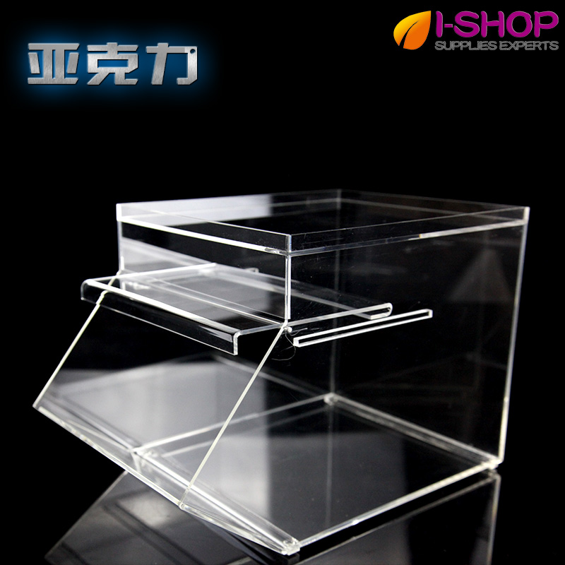 Buy Acrylic Food Snack Display Cabinets Supermarket Bulk Food Boxes  Transparent Plastic Display Box Of Dried Fruit Candy In Cheap Price On  M.alibaba.com