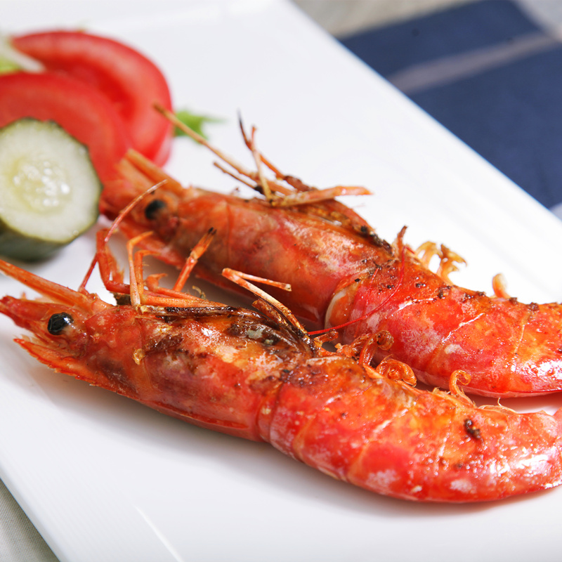 Buy Argentine Red Shrimp L1 Deep Sea 2 Kg South American Imports Of
