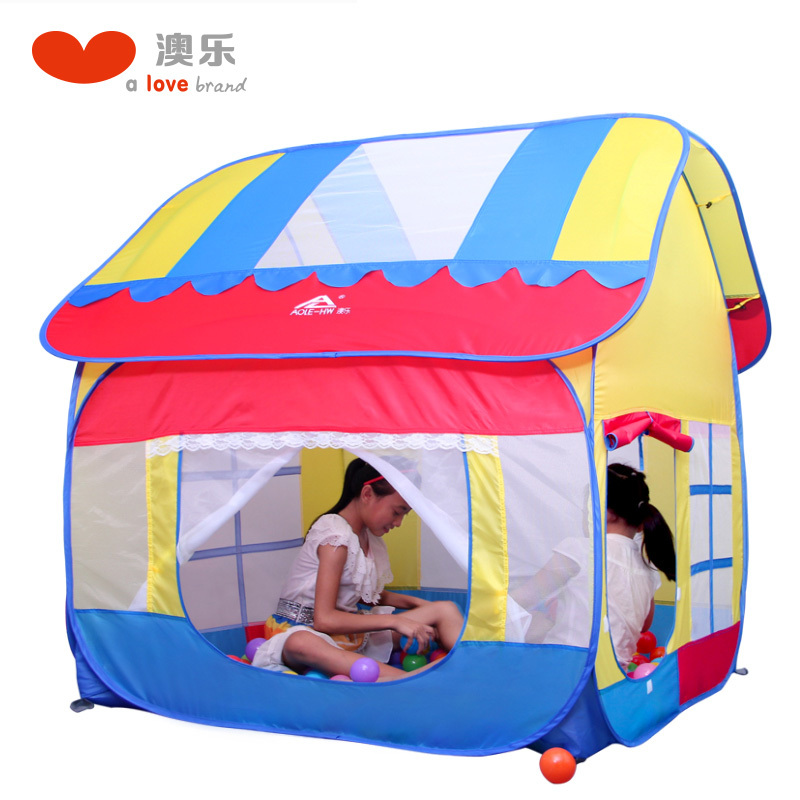 Australia le play house childrenu0027s tent large house princess baby wave ocean ball pool indoor play house toys for children infants and children  sc 1 st  Alibaba & Buy Australia le play house childrenu0026#39;s tent large house baby ...
