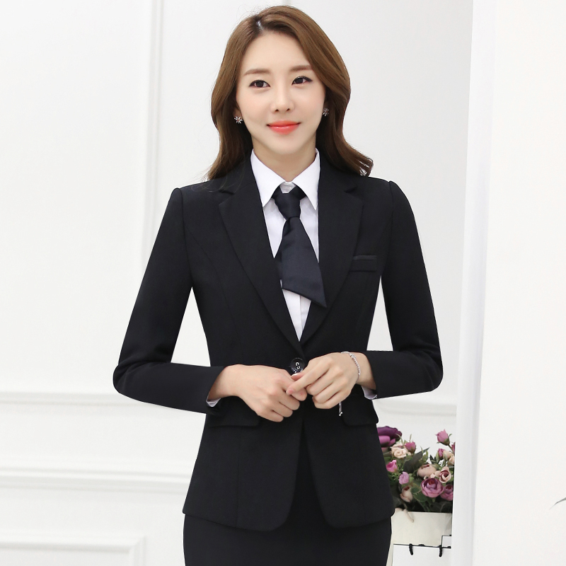 Buy Women Wear Suits Autumn And Professional Women Long Sleeve Shirt