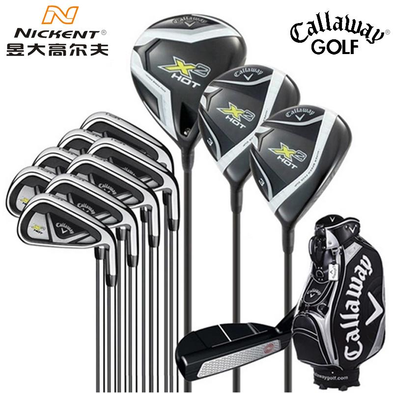 Callaway Golf Clubs >> Buy Callaway Golf Clubs Callaway X2 Hot Paragraph 2014 Sets Bar Full