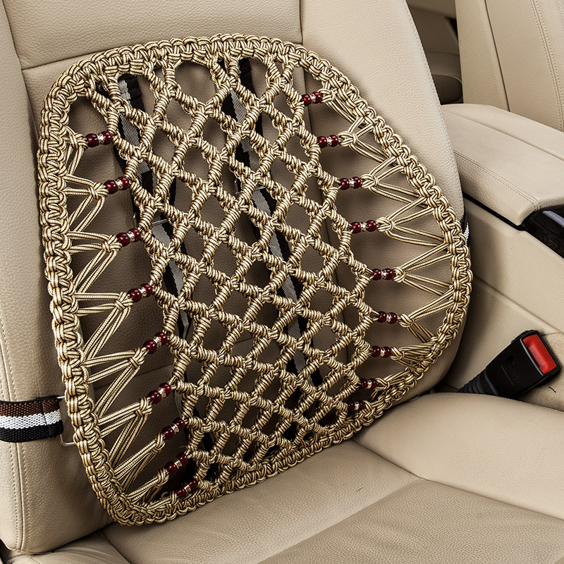 Buy Car Waist Cushion Car Seat Office Chair Cushion Waist