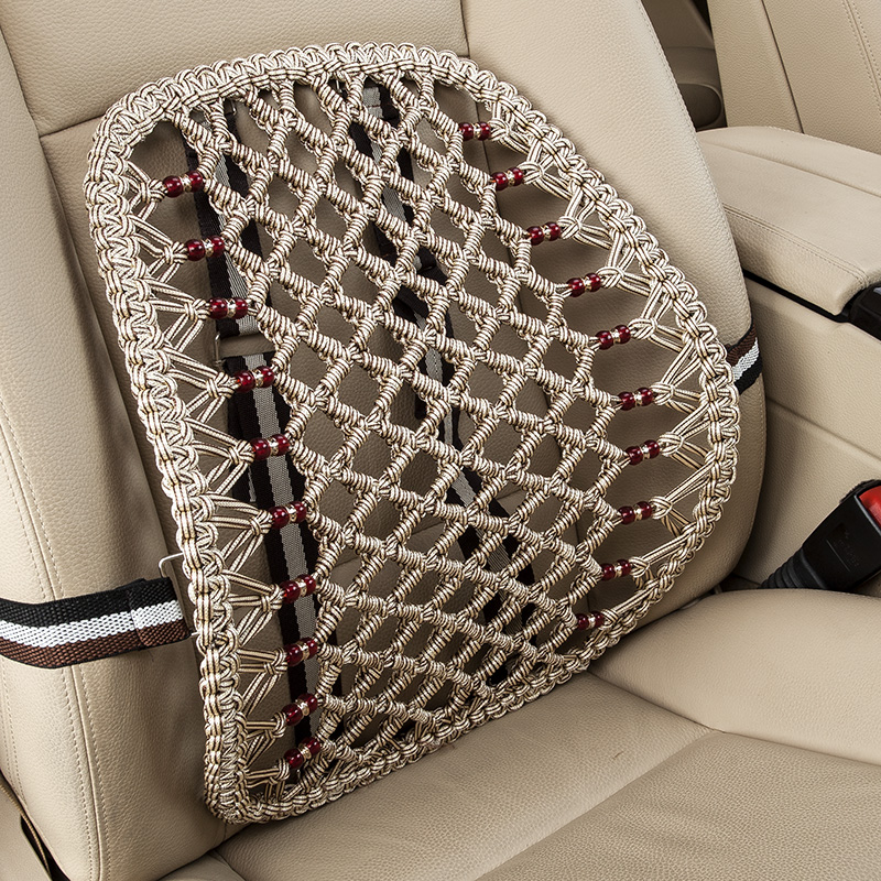 driver seat cushion for back support