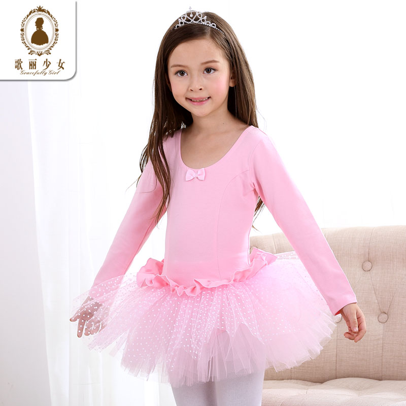b7a6480eb Buy Children dance clothes girls act out clothes new clothes and ...