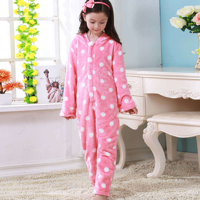 fb248a1f60f2 Buy Children little boy girls thick piece flannel pajamas kids tracksuit  baby warm autumn and winter long sleeve suit in Cheap Price on m.alibaba.com