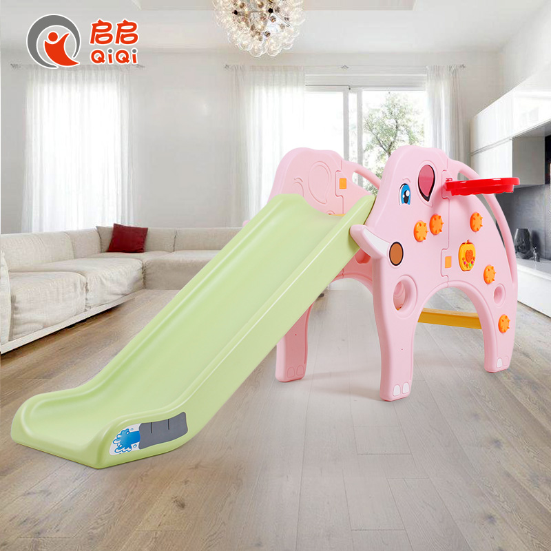 Buy Childrenu0026#39;s Indoor Slide Household Composition Thicken Baby Slippery  Slide Outdoor Lengthened Small Kindergarten Children Play Aids In Cheap  Price On ...