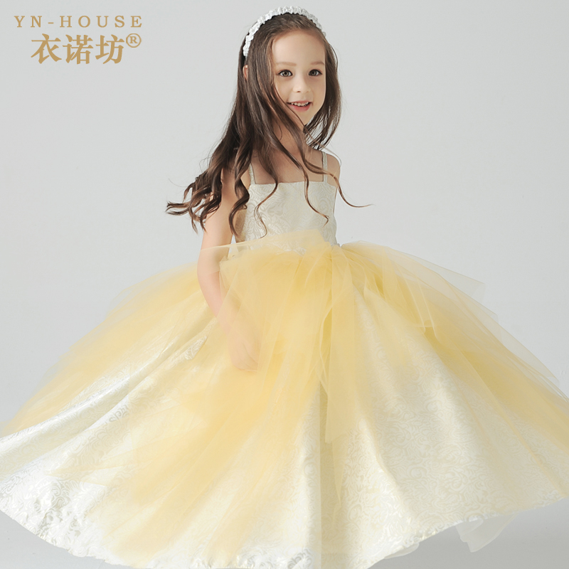 e16c50d65 Buy Connaught place clothing spring and autumn flower girl dresses ...