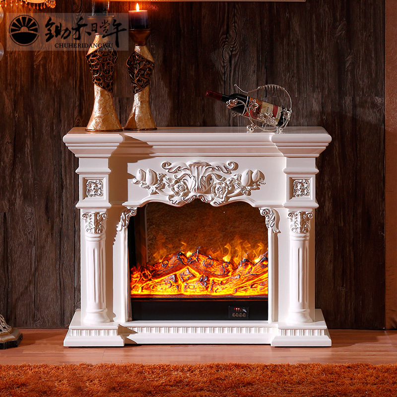 Buy Continental Fireplace Decoration Cabinet Living Room Tv Cabinet Wood Fireplace Fireplace Core Simulation Flame Electric Fireplace Fireplace Cabinet Frame Home In Cheap Price On M Alibaba Com