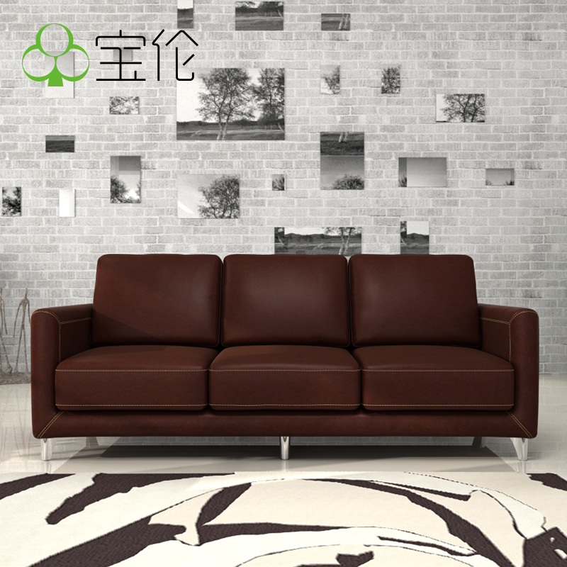 Buy Cowhide leather sofas imported leather sofa leather sofa ...