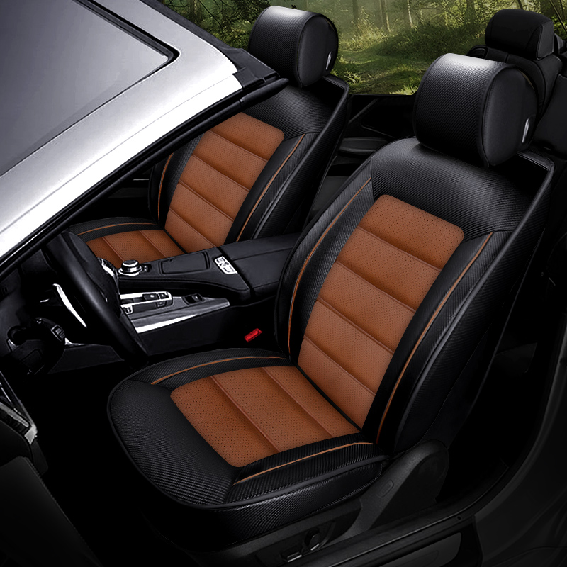 Buy Custom leather car seat the whole package old tenth